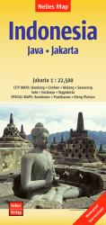 Indonesia, Java and Jakarta by Nelles Verlag GmbH