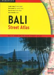 Bali Street Atlas by Periplus Editions