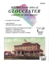 Gloucester, New Jersey Atlas by Franklin Maps