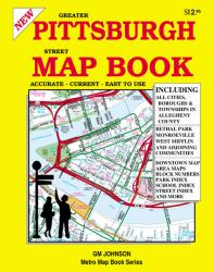 Pittsburgh, Pennsylvania, Street Atlas by GM Johnson
