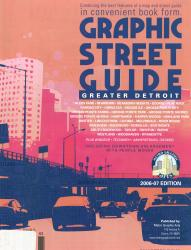 Detroit, Michigan, Greater, Graphic Street Guide by Metro Graphic Arts