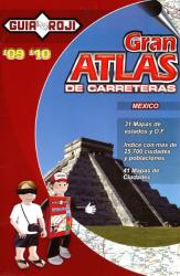 Mexico, Large Road Atlas by Guia Roji