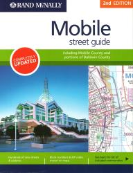 Mobile, Alabama and Vicinity Street Guide (Spiral Bound) by Rand McNally