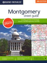Montgomery, AL Street Guide (Spiral Bound) by Rand McNally