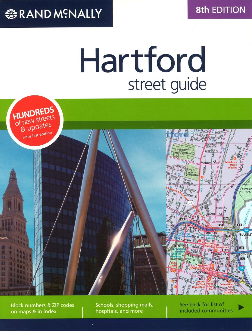 Hartford County, CT Street Guide by Rand McNally on newport county ct map, falls village map, franklin county ct map, harrison county ms map, east hartford ct map, tolland county ct map, litchfield county ct map, essex county ma map, windham county ct map, middlesex county ma map, santa barbara county map map, york county me map, new milford map, putnam county ny map, saint louis county mo map, dane county wisconsin map, westchester county ct map, middlesex county nj map, middlesex county ct map, city of hartford ct map,
