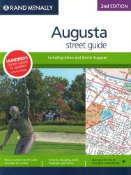 Augusta, Georgia Street Guide (Spiral Bound) by Rand McNally