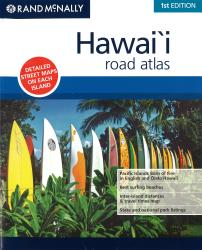 Hawai'i Road Atlas by Rand McNally