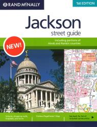 Jackson, Mississippi Street Guide (Spiral Bound) by Rand McNally