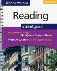 Reading, Pennsylvania Street Guide by Rand McNally