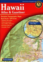 Hawaii Atlas and Gazetteer by DeLorme