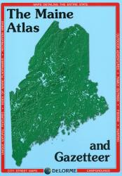 Maine Atlas and Gazetteer by DeLorme
