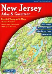 New Jersey Atlas and Gazetteer by DeLorme
