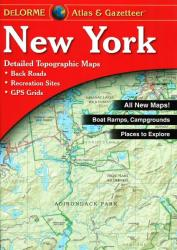New York, Atlas and Gazetteer by DeLorme