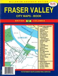 Fraser Valley, BC, Canada, Atlas by GM Johnson