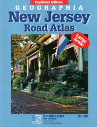 New Jersey Road Atlas by Geographia
