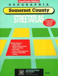 Somerset County, New Jersey, Atlas by Geographia