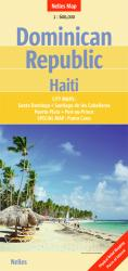 Dominican Republic and Haiti by Nelles Verlag GmbH
