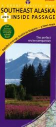 Alaska, Southeast and Inside Passage, Road and Recreation by Great Pacific Recreation & Travel Maps