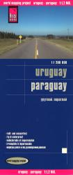 Uruguay and Paraguay by Reise Know-How Verlag