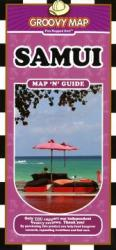 Ko Samui, Thailand, Map 'n' Guide by Groovy Map Co.
