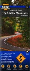 Smoky Mountains, Regional Scenic Tours by MAD Maps