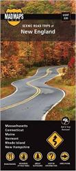 New England, Regional Scenic Tours, Part 2 by MAD Maps