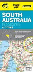 South Australia State and Cities (waterproof) by Universal Publishers Pty Ltd