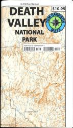 Death Valley National Park, California by Tom Harrison Maps