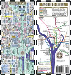 StreetWise Washington, DC MiniMap by Michelin North America, Inc.