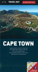 Cape Town, South Africa, Travel Map by New Holland Publishers