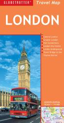 London, United Kingdom Travel Map by New Holland Publishers