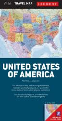 United States, Travel Map by New Holland Publishers