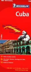 Cuba (786) by Michelin Maps and Guides