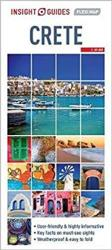 Crete : Insight Guides Flexi Map by Insight Guides (Firm)
