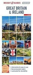 Great Britain & Ireland : Insight Guides Flexi Map by Insight Guides (Firm)