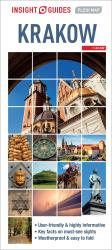 Krakow : Insight Guides Flexi Map by Insight Guides (Firm)