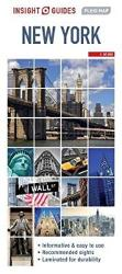 New York City : Insight Guides Flexi Map by Insight Guides (Firm)