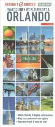 Orlando : Insight Guides Flexi Map by Insight Guides (Firm)