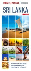 Sri Lanka : Insight Guides Flexi Map by Insight Guides (Firm)