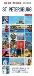 St Petersburg : Insight Guides Flexi Map by Insight Guides (Firm)