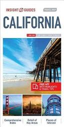 California : Insight Guides Travel Map by Insight Guides (Firm)