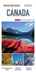 Canada : Insight Guides Travel Map by Insight Guides (Firm)