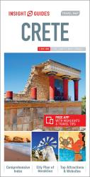Crete : Insight Guides Travel Map by Insight Guides (Firm)