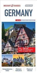 Germany : Insight Guides Travel Map by Insight Guides (Firm)