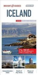 Iceland : Insight Guides Travel Map by Insight Guides (Firm)
