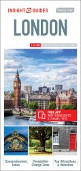 London : Insight Guides Travel Map by Insight Guides (Firm)