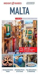 Malta : Insight Guides Travel Map by Insight Guides (Firm)