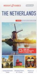 Netherlands : Insight Guides Travel Map by Insight Guides (Firm)
