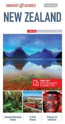New Zealand : Insight Guides Travel Map by Insight Guides (Firm)