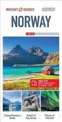Norway : Insight Guides Travel Map by Insight Guides (Firm)